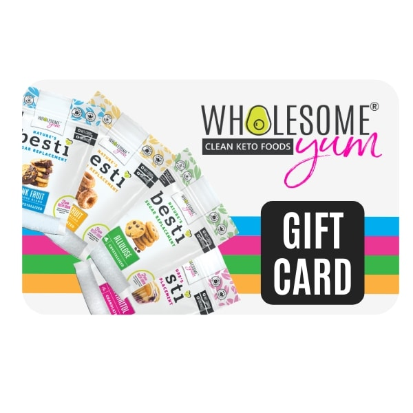 Wholesome Yum Foods Gift Card
