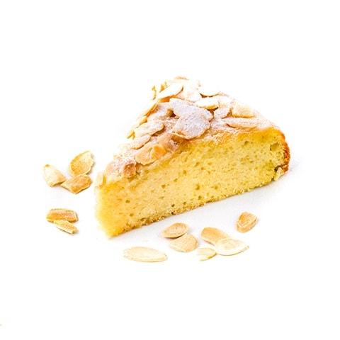 Almond Cake Made With Besti Monk Fruit Sweetener
