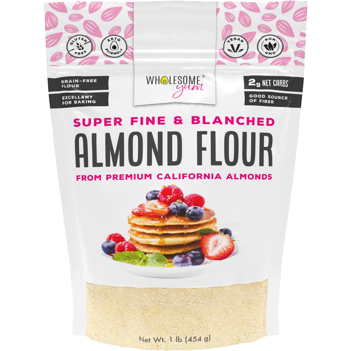 Wholesome Yum Blanched Almond Flour