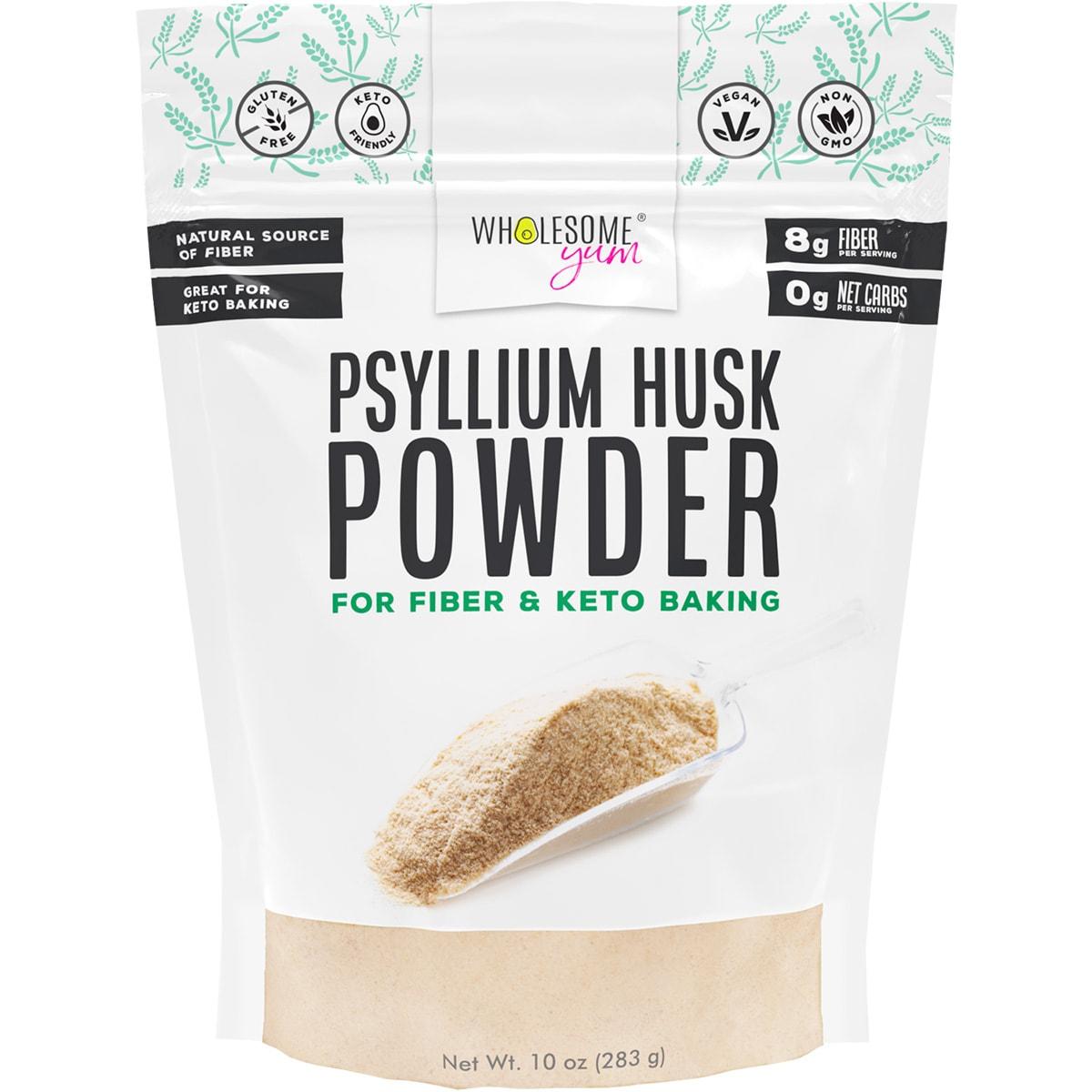 Wholesome Yum Psyllium Husk Powder